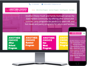 Another Choice Youth And Family Outreach Website