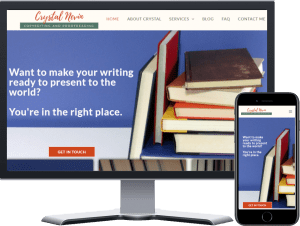 Crystal Nevin Copyediting and Proofreading